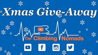 Christmas Give-away! by The Climbing Nomads