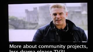 Changing Ireland magazine editor's response to 'Breaking Crime' Limerick