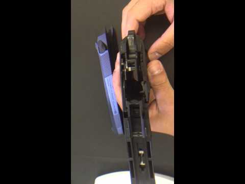 TUTORIAL SMONTAGGIO BERETTA PX4 STORM 9X21  Disassembly