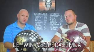 Week 2   Match Ups, Predictions + State Rankings