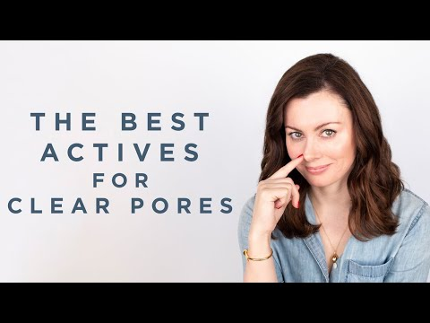 The BEST Actives for CLEAR Pores | Dr Sam Bunting