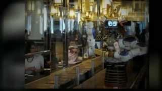 Robot Restaurant Bangkok Thailand Monopoly Park Mall