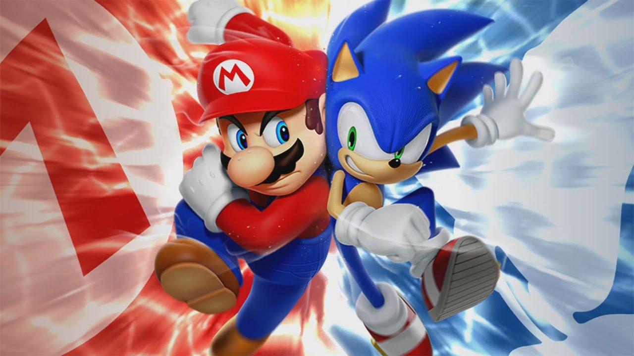 Mario & Sonic at the Rio 2016 Olympic Games (Wii U) – Heroes Showdown – Team Mario