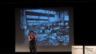 'Den Tod ins Leben holen' - Sue Möllers beim #6 Science Slam Potsdam