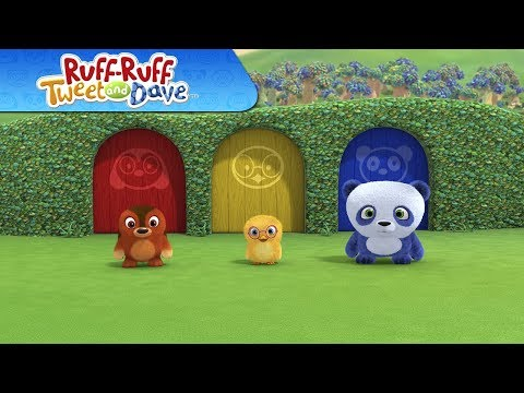 Ruff-Ruff, Tweet and Dave - 39 - A Remembering Adventure