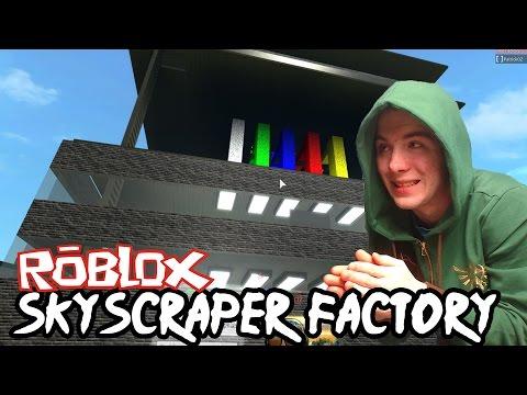 TYCOON NA 6H ? | SKYSCRAPER FACTORY TYCOON | ROBLOX #81 (видео)