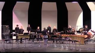 Download Lagu Percussion Ensemble - Escaping a Nightmare - McKinney Boyd HS Mp3
