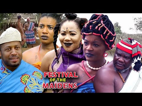 Festival Of The Maidens Season 1 - (New Movie) 2018 Latest Nollywood Epic Movie Full HD 1080p