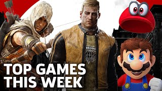New Releases - Top Games Out This Week - October 22 by GameSpot