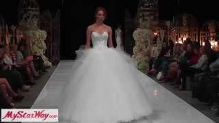 модные свадебные прически 2008.2009