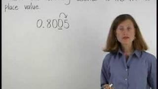Rounding Numbers - Rounding Decimals - MathHelp.com