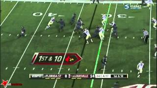 Eddie Goldman vs Louisville (2014)