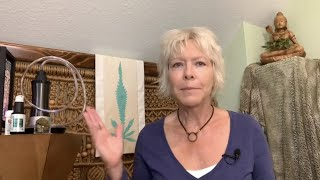 So, wonder if I don't like to meditate? And how can cannabis help? by Marijuana Straight Talk
