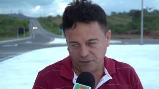 Inauguração do contorno de Guarabira