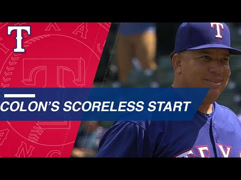 Colon blanks Mariners over 7 2/3 frames, K's 3 in win