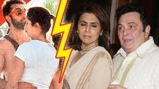 Ranbir Kapoor Leaves Rishi&Neetu Kapoor For Katrina Kaif