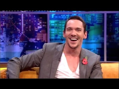 """Jonathan Rhys Meyers"" On The Jonathan Ross Show Series 5 Ep 4 2 November 2013 Part 4/5"