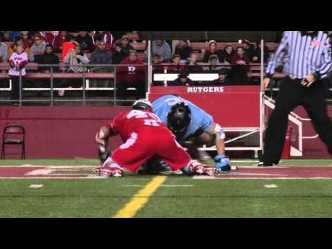 Highlights: Johns Hopkins at Rutgers (NCAA D-I Men)
