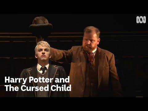 Harry Potter And The Cursed Child Exclusive Montage | Helpmann Awards 2019