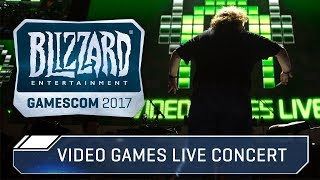 Video Games Live Concert at gamescom 2017 | August 25