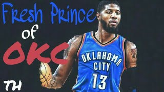 Paul George has been traded to the Oklahoma City Thunder! Will he and Westbrook be able to come together and bring the Thunder back to the top of the NBA? Things are starting to get wild out west...Music is a new single by Derek Minor. Highly recommend y'all check him out.Song: Derek Minor- Fresh Prince I do not own the footage or music in this video. All rights go to their respective owners.Thanks for watching! Please don't forget to drop a like, leave feedback in the comments section below, and SUBSCRIBE.Remember to turn on post notifications so you don't miss any new content.God bless!