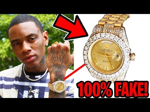 These Rappers Got Caught Fake Flexing (Soulja Boy, Bow Wow, Big Sean, Sean Kingston)