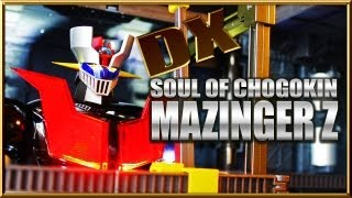 Video DX Soul of Chogokin MAZINGER Z Tamashii Nations Bandai robot review MP3, 3GP, MP4, WEBM, AVI, FLV Agustus 2019
