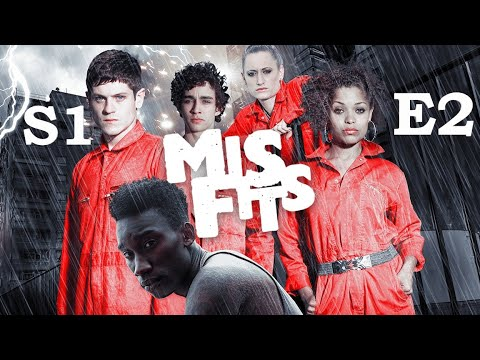 Misfits Season 1 Episodes 2 Full Season