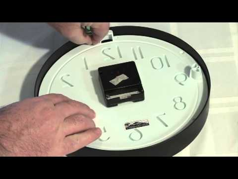 How to Convert a Normal Clock into an Atomic Clock