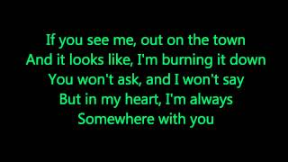 Hey everyone, looking for the lyrics to Somewhere With You by Kenny Chesney? Well Here They are on the screen and in the discription! Enjoy and please ...