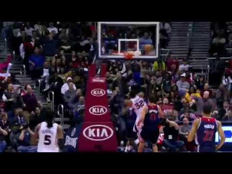 Top 10 Dunks from 20142015 NBA Season