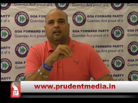 Goa Forward demands retendering of process for the city decoration for IFFI 2016