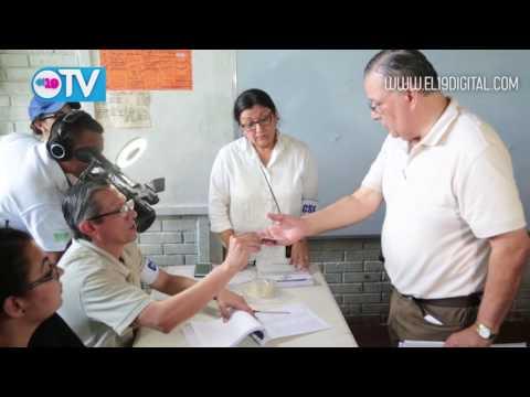 Presidente del PLI participa en verificación ciudadana