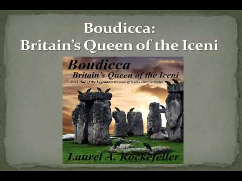 Boudicca:  Britain's Queen of the Iceni --This is Not Over