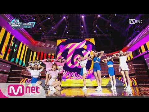 [TWICE - TT] Comeback Stage | M COUNTDOWN 161027 EP.498