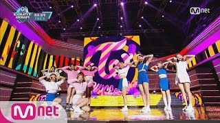 Video [TWICE - TT] Comeback Stage | M COUNTDOWN 161027 EP.498 MP3, 3GP, MP4, WEBM, AVI, FLV Mei 2017