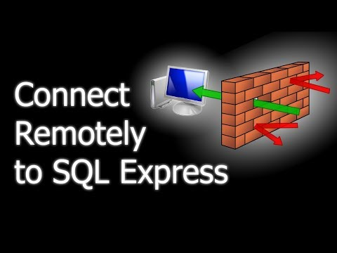 how to enable sql server 2012 remote connection