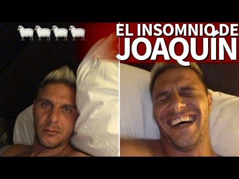 Joaquín con insomnio es puro desenfreno: canciones, chistes, y un zoom final apoteósico  Diario AS