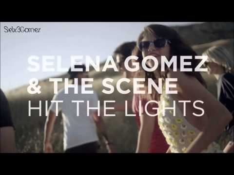 Selena Gomez - Hit The Lights (TEASER 5 OFFICIAL MUSIC VIDEO HD)