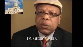 George Alula reaction elections 28-11-2011, Reconnait la victoire d'Etienne Tshisekedi