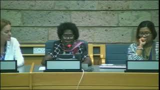 UNEA 3, GMGSF Closing Ceremony: Helen Hakena intervention