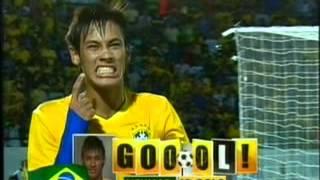 Brasil 8 x 0 China 10setembro2012