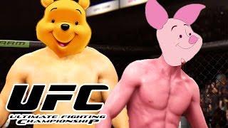 Winnie The Pooh VS Piglet - EA Sports UFC