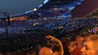 Coldplay - Up and Up (Hampden Park, Glasgow 07/06/2016) Video