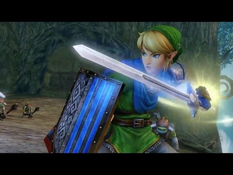 character - We bring you new character footage from Hyrule Warriors coming out later this year.