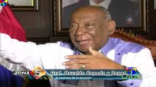 Osvaldo Cepeda y Cepeda El Maestro de la Locución – Zona 5