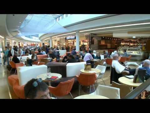 Bild: Video: Eröffnung Erlangen Arcaden