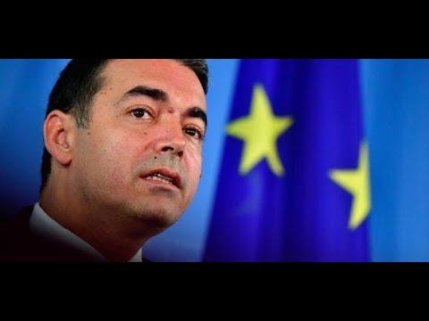 FLÜCHTLINGSPOLITIK: Mazedonien lehnt  Errichtung vo ...
