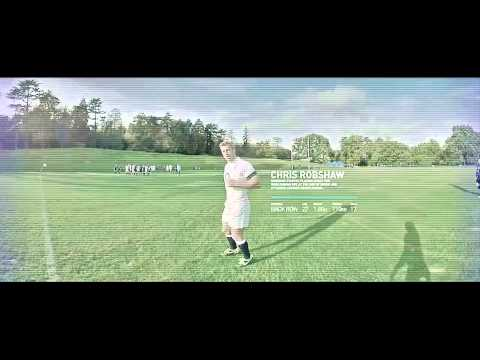Rugby World trains with England