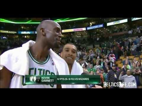 Celtics funny moments/bloopers- 2012-2013
